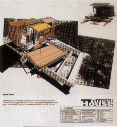 19 best jones wes images on pinterest architecture drawings hesslink guest house container house model 1994 ccuart Gallery