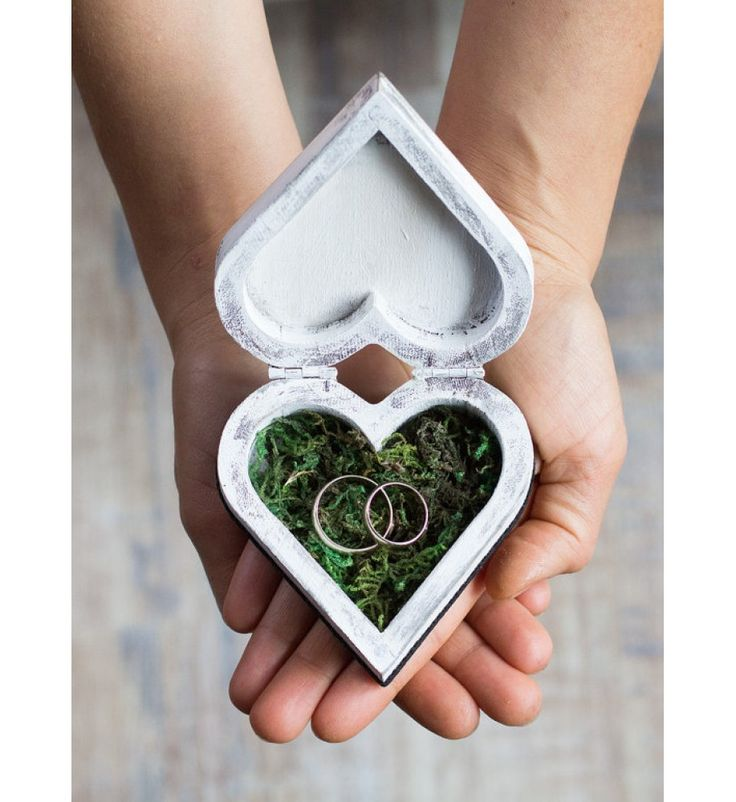 Jewelry - Wedding Ring Box Ring Bearer