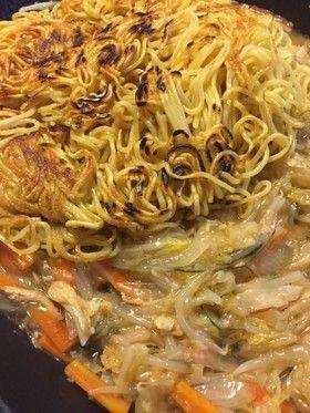長崎、地元の皿うどん! by チーズナン 【クックパッド】 簡単おいしいみんなのレシピが277万品