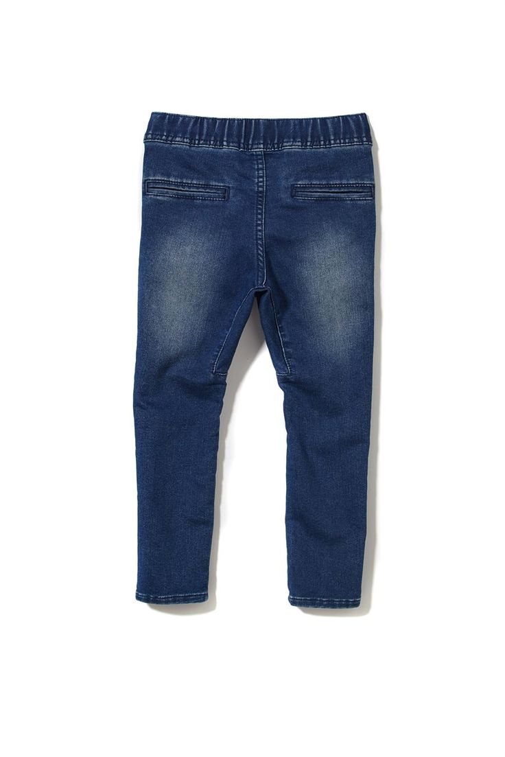 Jacob Track Denim Pant