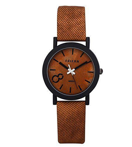 SAMGU Quarz Mann Uhren Lässige Lederarmbanduhr Holz Armbanduhr Casual wooden watch style 3 - http://uhr.haus/samgu/samgu-geflochten-armband-quarzuhr-uhren-quarz-41