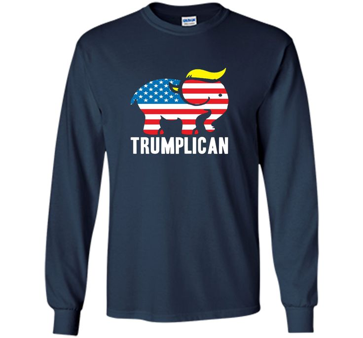 Trumplican Donald Trump Republican Symbol Politics