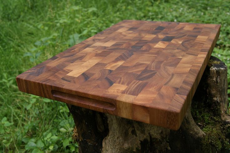Nice end-grain cutting board