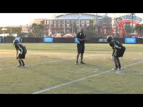 Next Level Training: Ultimate Defensive Back Skills and Drills