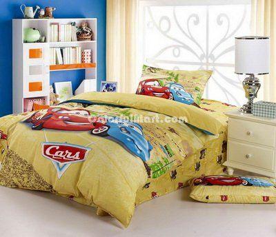 38 best disney cars bedding images on pinterest for Disney pixar cars bedroom ideas