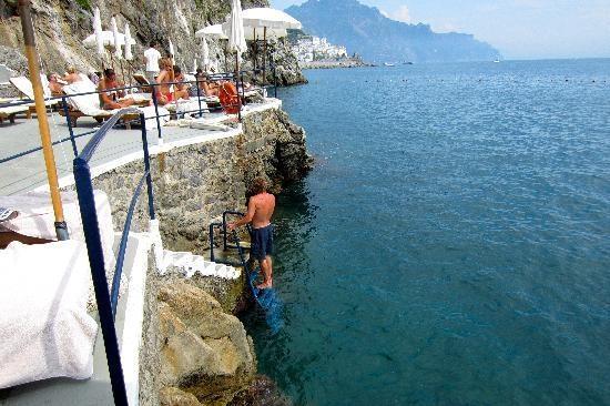 Santa Catarina Hotel, Amalfi Coast #honeymoon