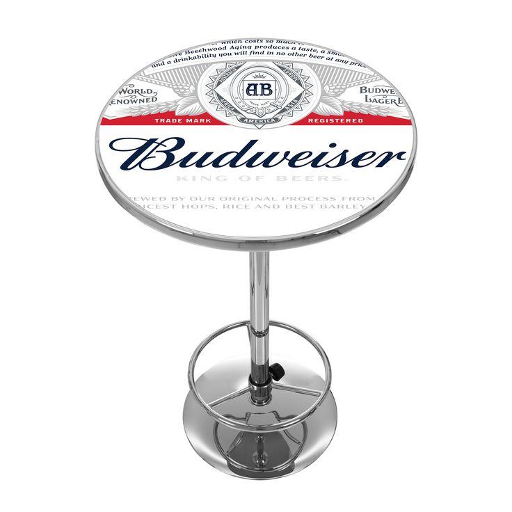 Budweiser Pub Table. Acrylic ...