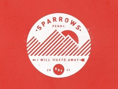 Dribbble Camp Sparrows by Colin Miller
