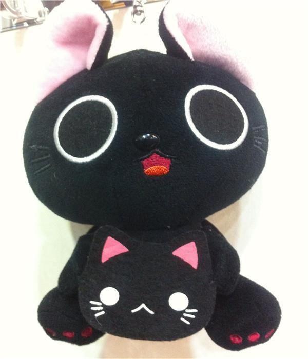 Frete Grátis Lindo Gato Bonecas Do Mundo Gótico de Nyanpire Pelúcia Macia Stuffed Animal Dolls em Stuffed & Plush Animais de Brinquedos Hobbies & no AliExpress.com | Alibaba Group