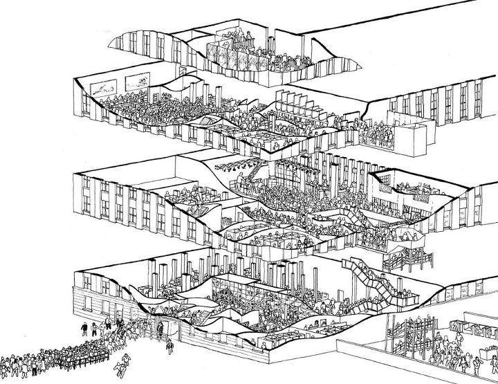 Berghain Map