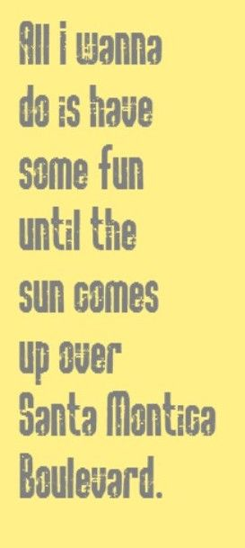Sheryl Crow - All I Wanna Do - song lyrics,music lyrics, songs, song quotes, music quotes