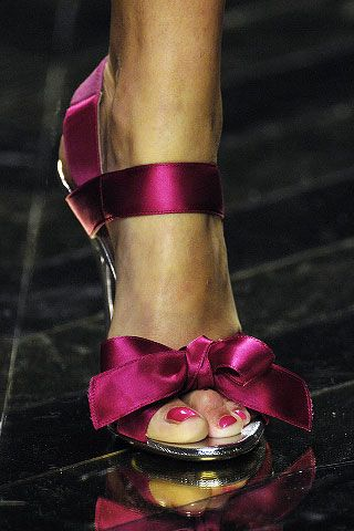 Valentino Ribbon shoes