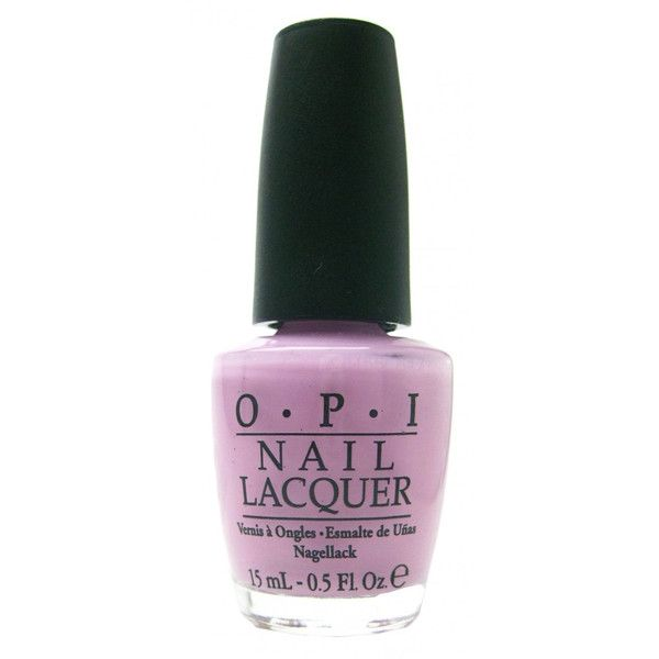 OPI Lucky Lucky Lavender Nail Lacquer ($7.99) ❤ liked on Polyvore featuring beauty products, nail care, nail polish, nail, blue, blue nail polish, opi nail lacquer, light purple nail polish and opi