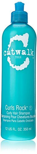 Tigi Catwalk Curls Rock Curly Hair Shampoo 12 Ounce -- Check this awesome product by going to the link at the image.