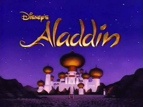 Image result for aladdin the series