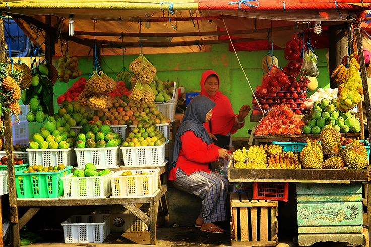 Traditional Market | Herman Damar Photography