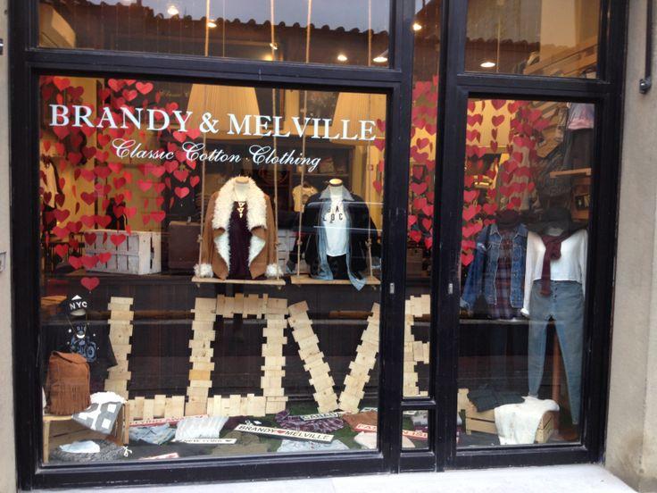 Window display - Valentine's Day!!!
