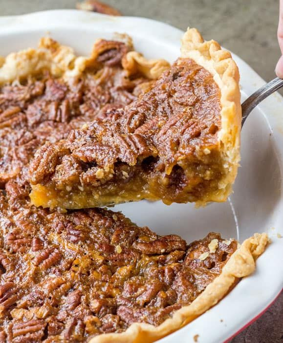 This is the World's BEST Pecan Pie Recipe! Tried and Tested! ~ I Am Baker