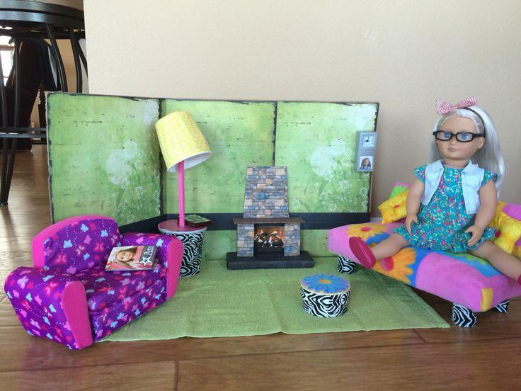 33 best American Girl - My homemade projects. images on Pinterest ...