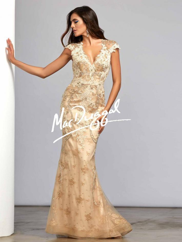 Longgold dress