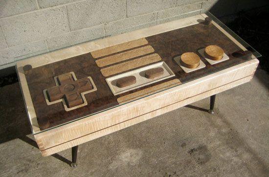 nintendo table