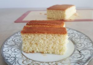Castella Cake Recipe