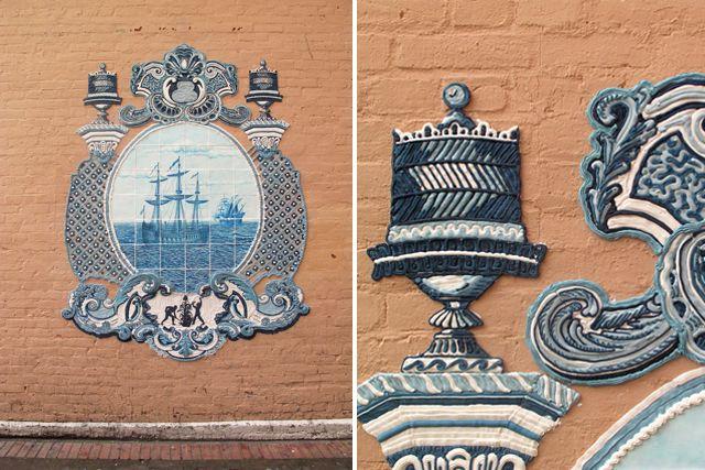 Sweet As A Mural