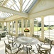 sunroom in 7 bedroom mnaor house in souithwest england in West Ashton, United Kingdom