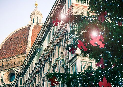 Christmas in #Florence #Firenze #Tuscany #Italy