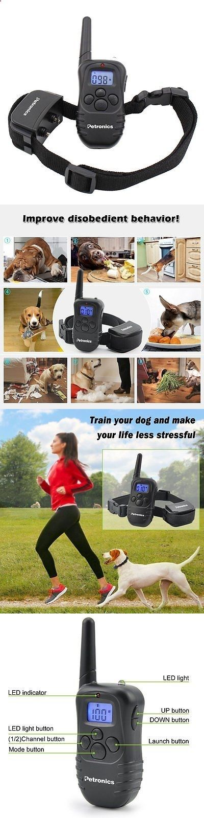 Electronic Fences 116388: 2016 Newest Electric Dog Fence 2 Wireless Shock Collar Waterproof Hidden System. -> BUY IT NOW ONLY: $33.45 on eBay!
