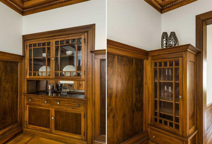 61 best architecture interior design images on pinterest for Craftsman interior design elements