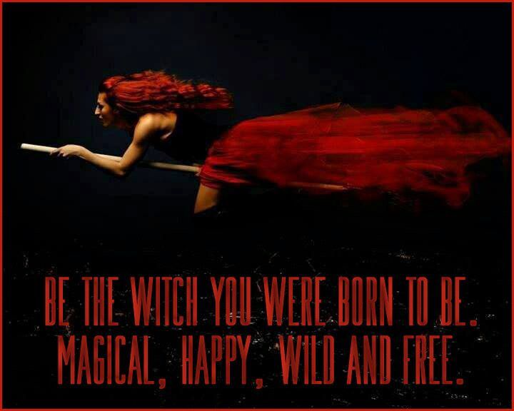 Witch, pagan