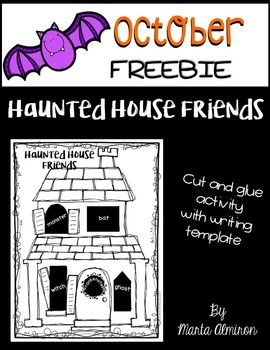 """Waiting for Hurricane Matthew has its benefits....it gave me the chance to finish this freebie for October. Hope you enjoy it!If you celebrate Halloween, or """"Fall Fun Day"""", this could be a fun activity to inclue as a center. Hope you enjoy it!FREEBIES EVERY MONTHFollow my TpT store by clicking on the green Follow Me next to my Seller picture to receive notifications of new products, freebies, and upcoming sales.My Blog -Tweets From Kindergarten for more great activities and freebies.Follow…"""