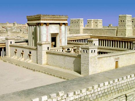 Image result for jerusalem temple in ancient rome