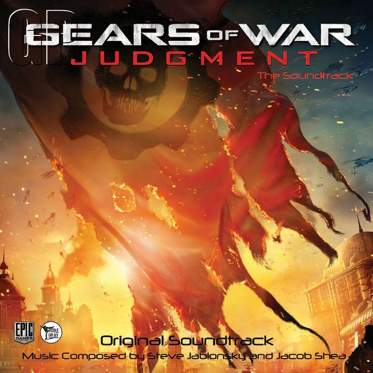 SUMTHING ELSE MUSIC WORKS ANNOUNCES GEARS OF WAR: JUDGMENT - THE SOUNDTRACK !