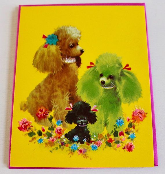 1268 best Poodle Decor images on Pinterest   Poodles, Poodle and ...