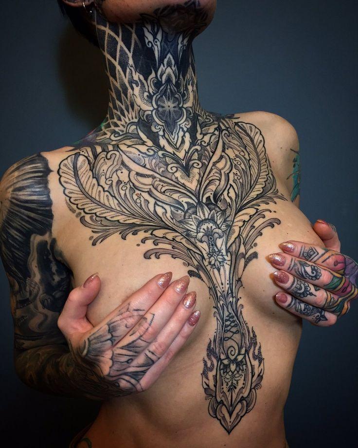 Beautiful tattoo..... @soulcoaltaatoos