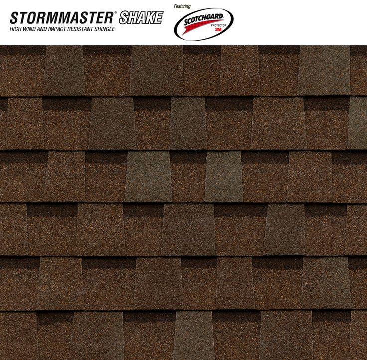 StormMaster Shake Heatherblend Shingle Color