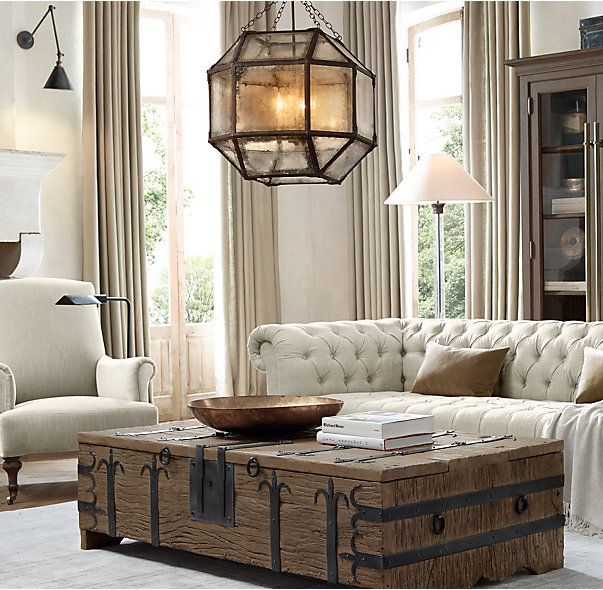 17+ Ideas About Trunk Coffee Tables On Pinterest