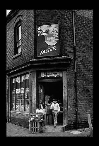 Corner Shop, Handsworth 1972