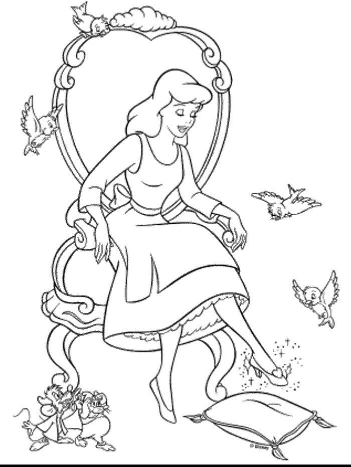 Cinderella And Belle Coloring Pages In 2020 Cinderella Coloring Pages Disney Coloring Pages Disney Princess Coloring Pages