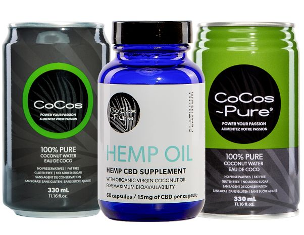 Cocos Pure is the first company of its kind to move into the Hemp CBD mixed with Coconut products (Check us out at cocospure.com).