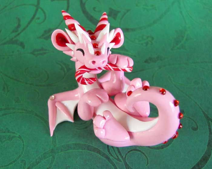 Sweet Mint Dragon by DragonsAndBeasties.deviantart.com on @DeviantArt