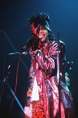 Image result for Prince Grammys Purple Rain 1985