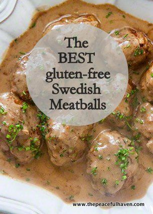 This is absolutely the best recipe for Swedish Meatballs!!