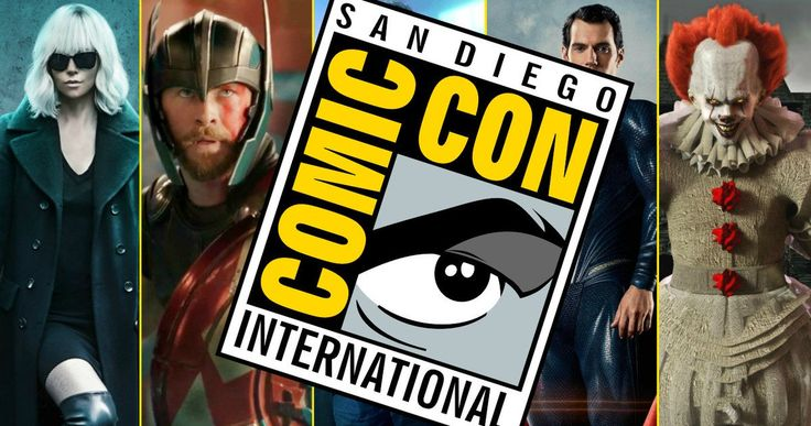 Comic-Con 2017 Saturday Schedule Announced -- Warner Bros., Marvel Studios, Stranger Things and Westworld are among the Hall H highlights for Saturday of Comic-Con 2017. -- http://movieweb.com/comic-con-2017-saturday-schedule/