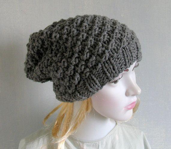 Sacking Winter Hat Autumn Accessories Slouchy Beanie Women Hat