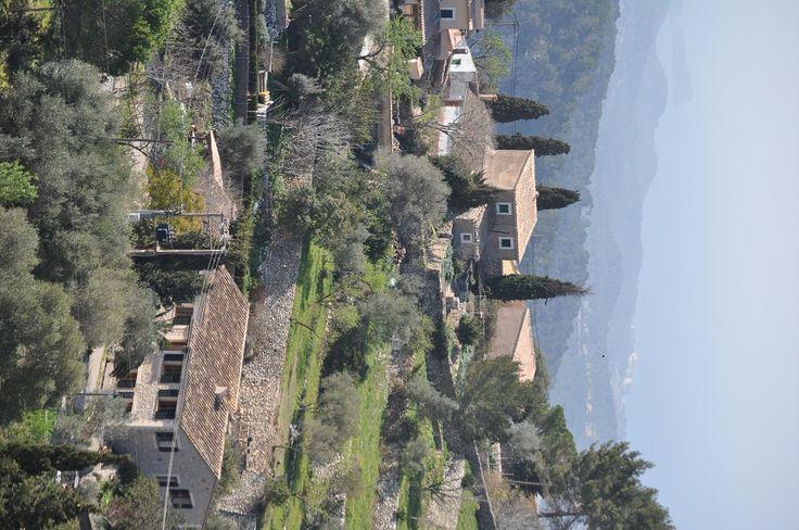 Galilea, Mallorca Photo: Anna T Bokcafeetibyn.blogspot.com