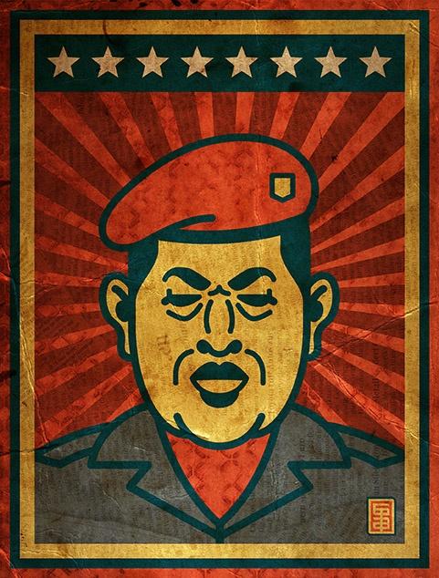 Hugo Chavez - Hasta la victoria siempre!