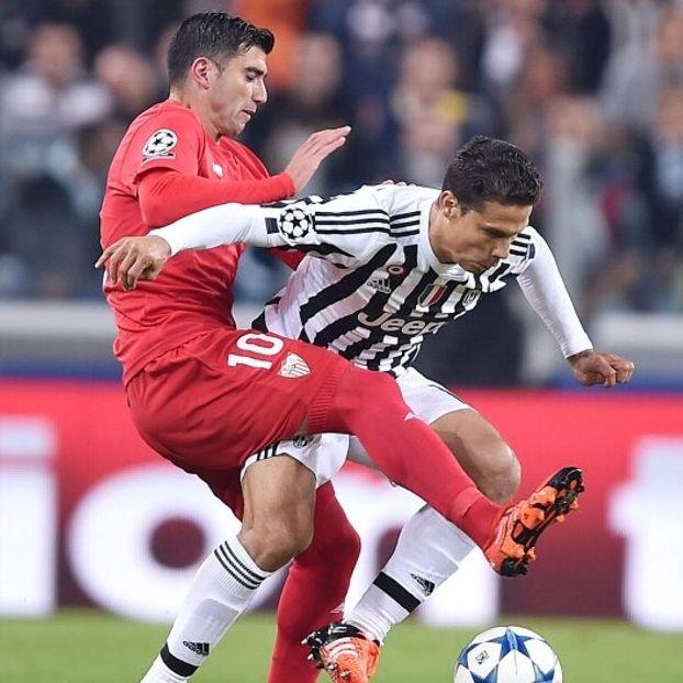 Josè Antonio #Reyes contro #Hernanes